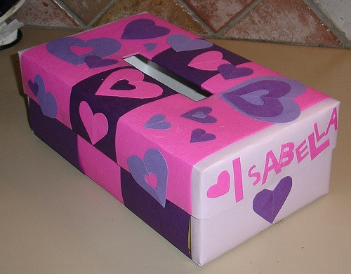 Do You Remember Making Valentineu0027s Boxes?