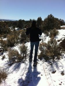 jan snowshoe