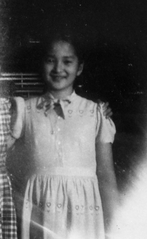 2. Grandma as a little girl - 11