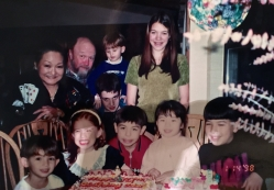47. Adam's 14th Birthday, 1998
