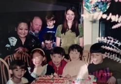 47. Adam's 14th Birthday, 1998