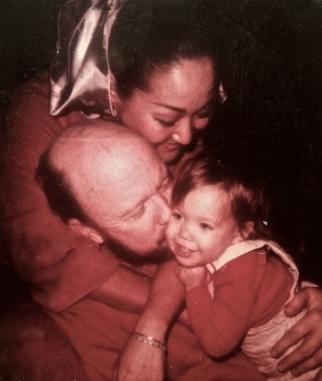 6. Grandma, Grumps and Andi, 1983