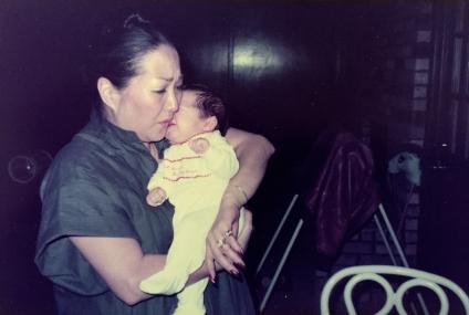 7. Baby Adam, 1984